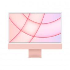 """Моноблок APPLE iMac MJVA3RU/A, 24"""", Apple M1, 8ГБ, 256ГБ SSD, Apple, macOS, розовый"""