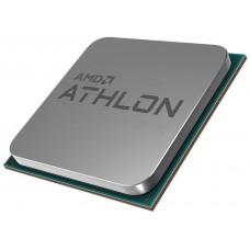 Процессор AMD Athlon 3000G, SocketAM4,  OEM