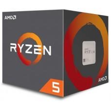 Процессор AMD Ryzen 5 1600, SocketAM4,  BOX