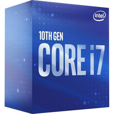 Купить  Процессор INTEL Core i7 10700, LGA 1200,  BOX  по низкой цене в интернет-магазине