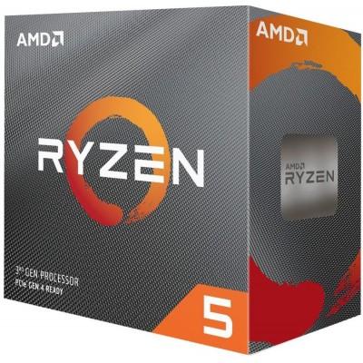 Купить процессор AMD Ryzen 5 3600XT, SocketAM4,  BOX  в интернет-магазине - цены, характеристики, отзывы, обзоры