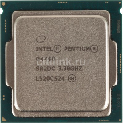 Купить  Процессор INTEL Pentium Dual-Core G4400, LGA 1151,  OEM  по низкой цене в интернет-магазине
