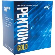 Процессор INTEL Pentium Gold G6400, LGA 1200,  BOX