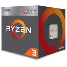 Процессор AMD Ryzen 3 2200G, SocketAM4,  BOX