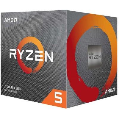 Купить процессор AMD Ryzen 5 3600X, SocketAM4,  BOX  в интернет-магазине - цены, характеристики, отзывы, обзоры