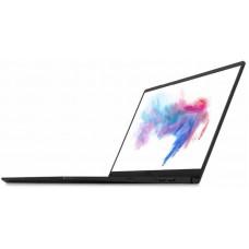 Ноутбук MSI Modern 15 A10RB-016RU, 9S7-155111-016,  черный