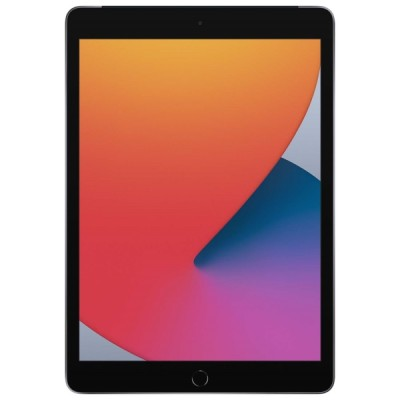 Купить недорого планшет Apple iPad 10.2 Wi-Fi+Cellular 128GB Space Grey (MYML2RU/A) со скидкой по выгодной цене - характеристики, отзывы, обзоры, акции, скидки