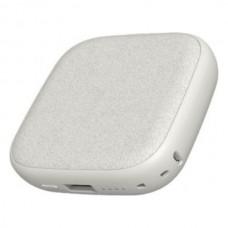 Внешний аккумулятор с поддержкой беспроводной зарядки Xiaomi Solove Wireless Charging Treasure W5 10000mAh (Light Grey)