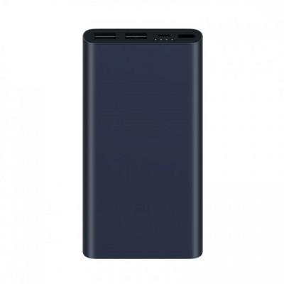 Купить внешний аккумулятор Xiaomi Mi Power Bank 2S (2i) 10000 mAh (Black)  в интернет-магазины с бесплатной доставкой: характеристики, отзывы