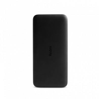 Купить внешний аккумулятор Xiaomi Redmi Power Bank Fast Charge 20000 (Black)  в интернет-магазины с бесплатной доставкой: характеристики, отзывы