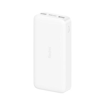 Купить недорого внешний аккумулятор Xiaomi Redmi Power Bank Fast Charge 20000 (White)  в интернет-магазине по низкой цене с бесплатной доставкой - характеристики, отзывы, обзоры