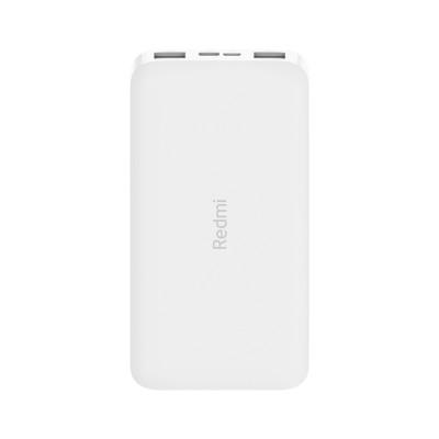Купить недорого внешний аккумулятор Xiaomi Redmi Power Bank 10000mAh PB100LZM (White)  в интернет-магазине по низкой цене с бесплатной доставкой - характеристики, отзывы, обзоры