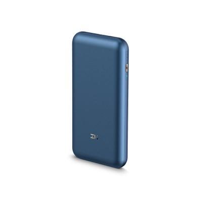 Купить недорого внешний аккумулятор Xiaomi ZMI 10 Power Bank Pro 65W 20000 mAh QB823 (Blue)  в интернет-магазине по низкой цене с бесплатной доставкой - характеристики, отзывы, обзоры