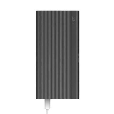 Купить внешний аккумулятор Xiaomi ZMI JD810 10000mAh 18W Dual Port USB-A/Type-C Quick Charge 3.0 (Black)  в интернет-магазины с бесплатной доставкой: характеристики, отзывы