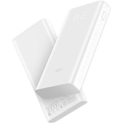 Купить ZMI Power Bank Aura QB821 20000mAh White  в интернет-магазины с бесплатной доставкой: характеристики, отзывы