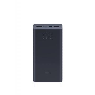 Купить внешний аккумулятор ZMI Power Bank Aura QB822 20000mAh (Black)  в интернет-магазины с бесплатной доставкой: характеристики, отзывы