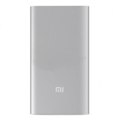 Купить недорого Xiaomi Mi Power Bank Slim 5000 mAh (Silver)  в интернет-магазине по низкой цене с бесплатной доставкой - характеристики, отзывы, обзоры