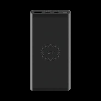 Купить беспроводной внешний аккумулятор ZMI LevPower M10 10000mAh (WPB100) (Black)  в интернет-магазины с бесплатной доставкой: характеристики, отзывы