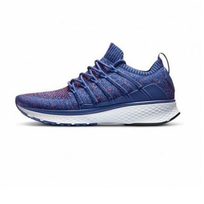 Купить кроссовки Xiaomi Mijia Sneakers 2 Man Blue (Синие) размер 43 - цены, характеристики, обзоры, отзывы,