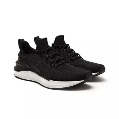 Купить кроссовки Xiaomi Mijia Sneakers 4 Black (Чёрные) размер 39  - цены, характеристики, обзоры, отзывы,