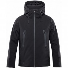 Куртка с подогревом Xiaomi 90Points Temperature Control Jacket Black Чёрная Размер L