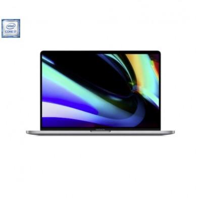 Купить ноутбук APPLE MacBook Pro 16 Intel Core i7 9750H, 16ГБ, 512ГБ SSD, Radeon Pro 5500M Z0XZ0060T, серый  - цены, характеристики, отзывы, обзоры, скидки, акции