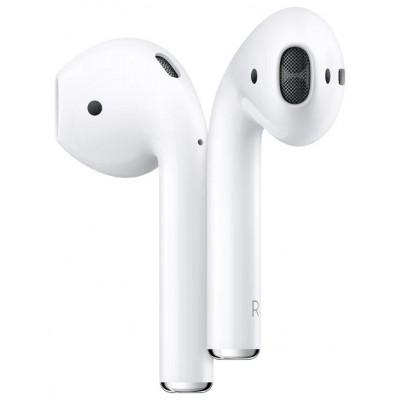 Купить наушники Apple AirPods 2 без беспроводной зарядки - цены, характеристики, отзывы