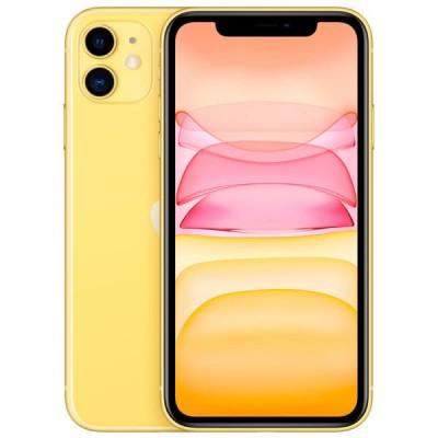 Apple iPhone 11 64GB Yellow Желтый - низкие цены, характеристики, отзывы, обзоры