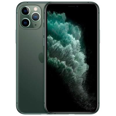 Apple iPhone 11 Pro 256GB Midnight Green тёмно-зелёный - цены, характеристики, отзывы, обзоры