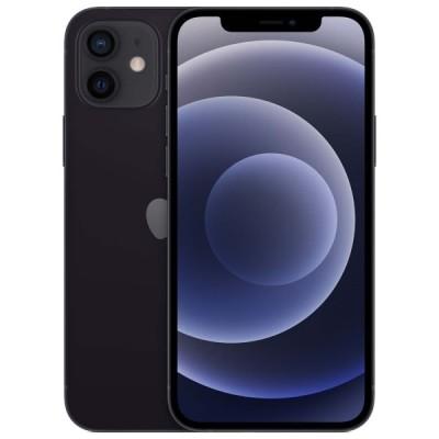 Купить недорого Apple iPhone 12 128GB Black Чёрный - цены, характеристики, отзывы, обзоры