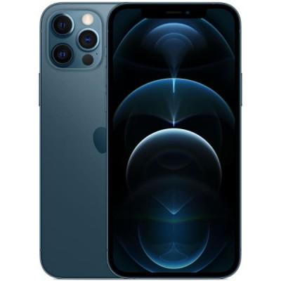 Купить недорого Apple iPhone 12 Pro 256GB Pacific Blue тихоокеанский синий - цены, характеристики, отзывы, обзоры