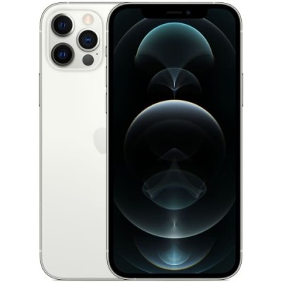 Купить недорого Apple iPhone 12 Pro 256GB Silver Серебристый - цены, характеристики, отзывы, обзоры