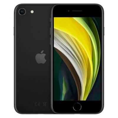 Apple iPhone SE 2020 64GB Black Чёрный - низкие цены, характеристики, отзывы