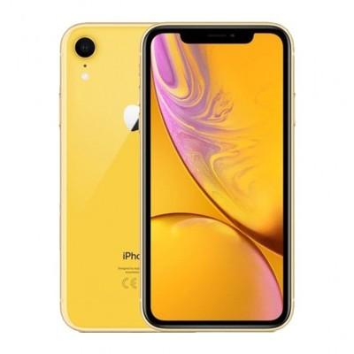 Купить Apple iPhone XR 128GB  Yellow Жёлтый - цены, характеристики, отзывы, обзоры