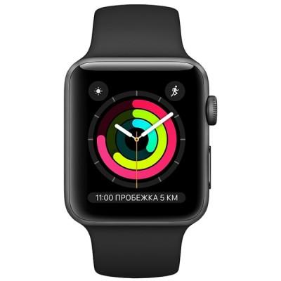 Купить смарт-часы Apple Watch S3 38mm - цены, характеристики, отзывы, обзоры