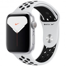 Apple Watch S5 Nike 44mm Silver Sport Band