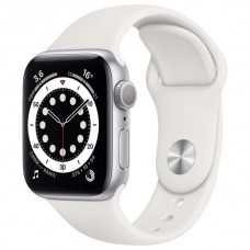 APPLE Watch Series 6 44мм Silver Серебристый
