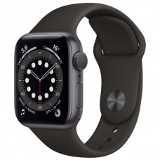 APPLE Watch Series 6 44мм Space Gray Серый Космос