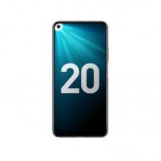 Смартфон Honor 20 6/128GB цвет полночный черный