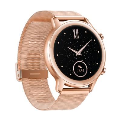 Купить смарт-часы HONOR MagicWatch 2 42 мм Персиковый розовый - цены, отзывы, характеристики, обзоры