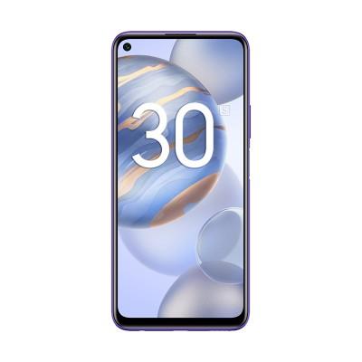 Купить смартфон honor 30S в интернет-магазине по низкой цене неоновый фиолетовый