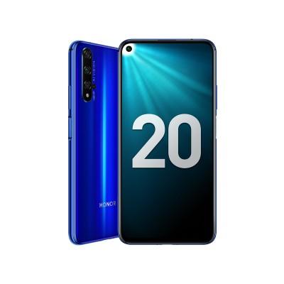 Honor 20 6/128GB сапфировый синий  - цены, характеристики, отзывы, обзоры