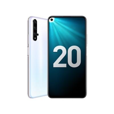 Купить недорого смартфон honor 20 6/128GB в интернет-магазине по низкой цене ледяной белый
