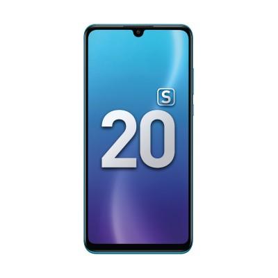 Купить смартфон honor 20s 6/128GB в интернет-магазине по низкой цене сине-фиолетовый