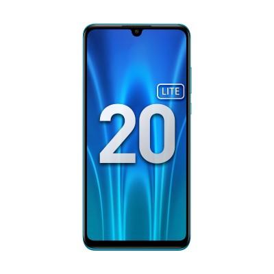 Купить смартфон  honor 20 Lite 4/128GB (RU) недорого в интернет-магазине по низкой цене Сине-Фиолетовый