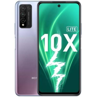 Купить недорого Honor 10X Lite 4/128GB Icelandic Frost Фиолетовый - цены, характеристики, отзывы, обзоры
