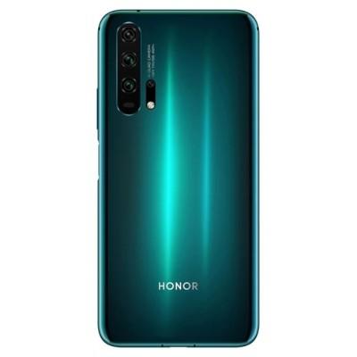 Купить Honor 20 Pro 8/256GB Мерцающий Бирюзовый - цены, характеристики, отзывы, обзоры