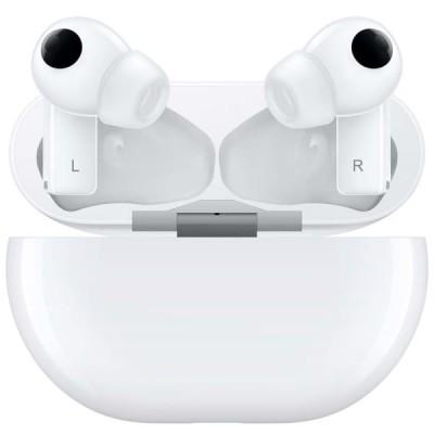 Купить беспроводные HUAWEI FreeBuds Pro керамический белый - цены, характеристики, отзывы, обзоры