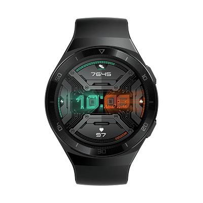 Смарт-часы Huawei Watch GT 2e Графитовый черный - цены, характеристики, отзывы, обзоры
