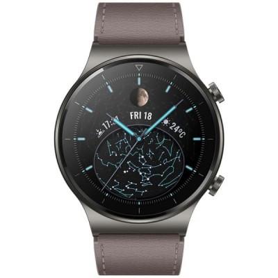 Купить недорого Huawei Watch GT 2 Pro туманно-серый - цены, каталог, отзывы, обзоры